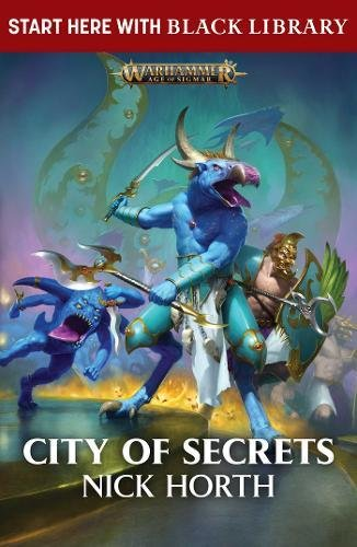 City of Secrets (Black Library Summer Reading)
