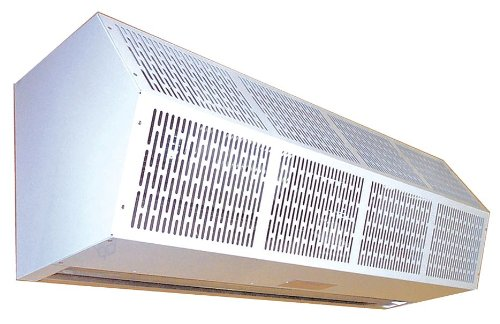 Berner - SHC07-2072AC-P-G - Air Curtain, 6 ft. Max. Door Width, 7 ft. Max. Mount Ht., 69 dBA @ 10 Feet, 3500 fpm by Berner