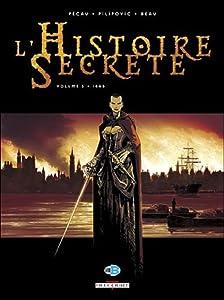 """Afficher """"L'histoire secrète n° 5<br /> 1666"""""""