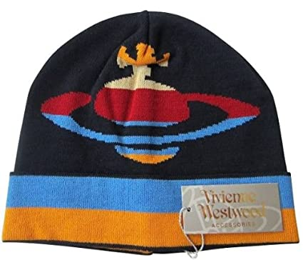 Image Unavailable. Image not available for. Colour  VIVIENNE WESTWOOD F778 BEANIE  HAT ... 03b3512c55d