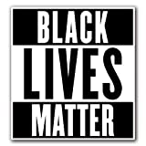 BLACK LIVES MATTER - [CUSTOMI] Custom Decal Sticker for Car Truck Macbook Laptop Air Pro Vinyl
