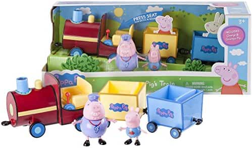 Peppa Pig 92601 Grandpa Train Toy