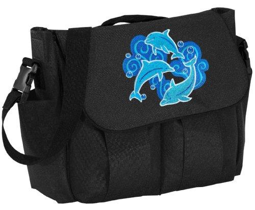 Unique DOLPHIN Diaper Bag UNIQUE Baby Bags For New Dad or NE