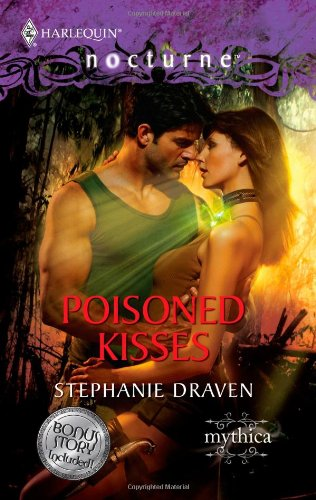 book cover of Poisoned Kisses