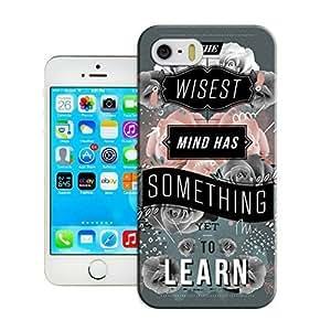 Iphone 6 Custom Case 5 / White Plastic Snap on - Keep Calm and Play On Baseball & Glove