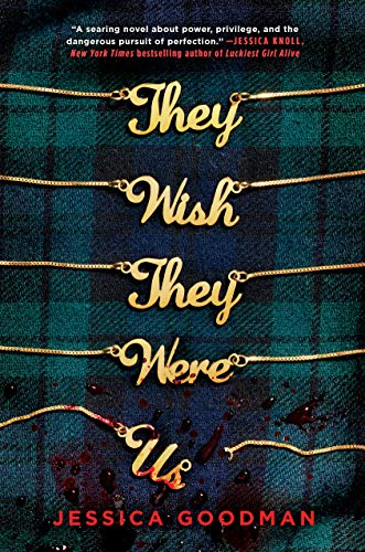 Book Cover: They Wish They Were Us