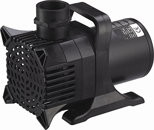 Monsoon MS10000 10000 GPH Submersible Fish Pond Pump with 100 ft. Cord by Anjon Manufacturing