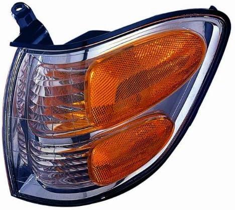 TYC For Sequoia Tundra Park Corner Light Turn Signal Marker Lamp Passenger RH