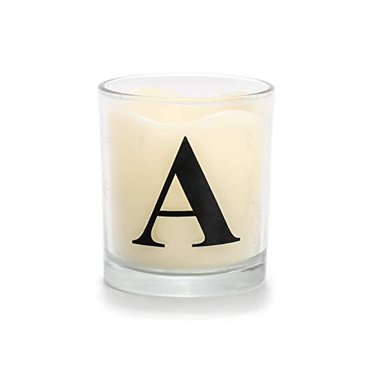 Letter Candle