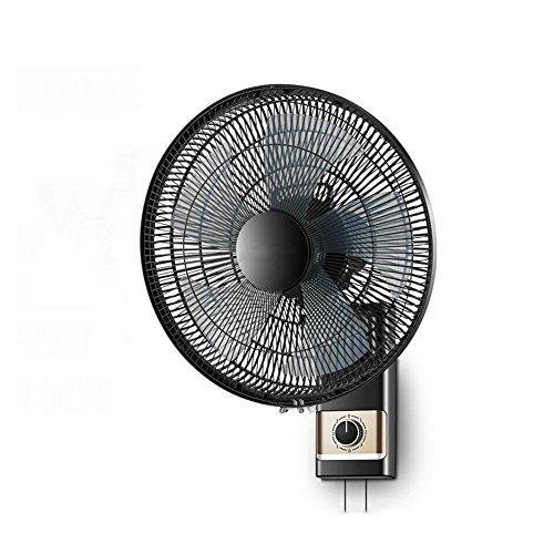 FH Wall-mounted Electric Fan Household Wall Fan Mechanical Wall-mounted Shaking Head Desktop Restaurant 16-inch Wall Fan by FH