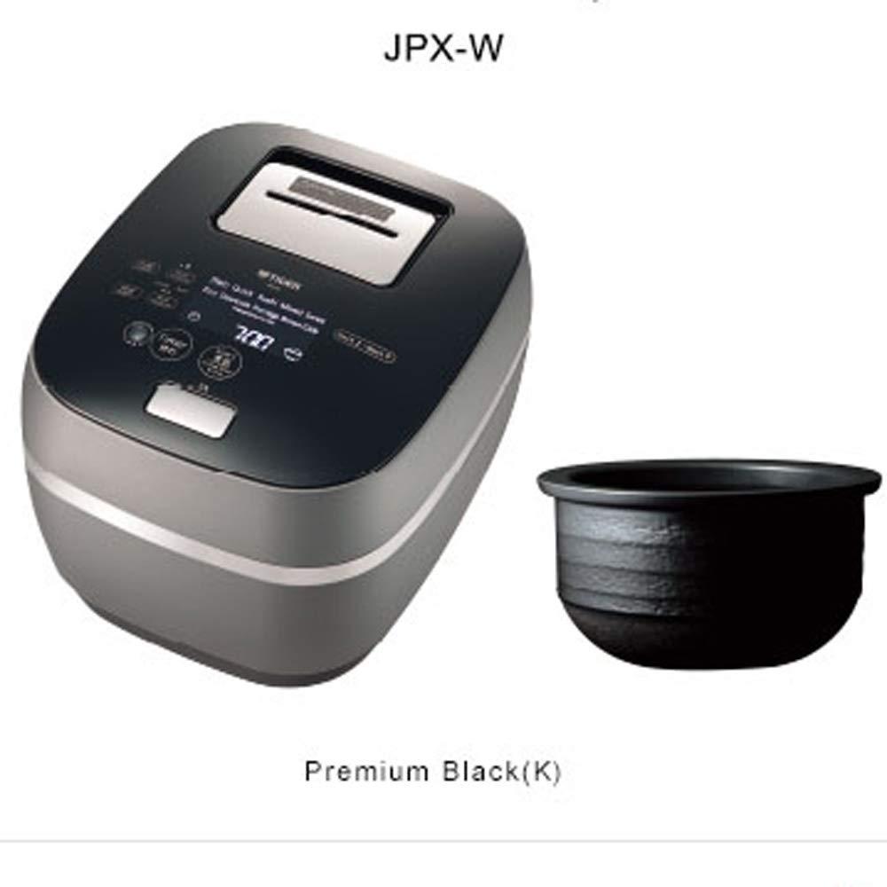 海外向け B071RXRDC2 土鍋IH炊飯器 日本製 JPX-W10W 海外向け AC220V 地域専用 日本製 B071RXRDC2, ロドヤマカ:35309703 --- lembahbougenville.com