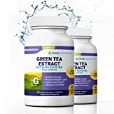 Cheap Marine Essentials Green Tea Extract – Green Tea Extract Natural Weight Loss Supplement with Vitamin C and Antioxidant Grape Seed Extract (120 Fat Burner Capsules)