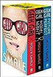 box of geek geek girl books 1 3