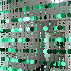 Plastic Sequin Christmas Party Curtains