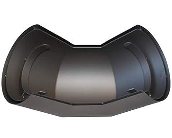Rauchrohr Ofenrohr Strahlenschutz 90 Decke Dn150 820 Amazonde