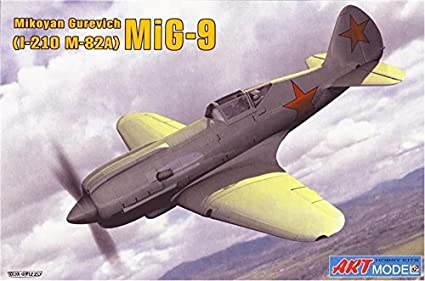 Amazon.com: Plástico Edificio Modelo Airplane Aircraft i-210 ...
