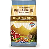 Whole Earth Farms Healthy Weight Grain Free Recipe Pet Food, 25-Pound