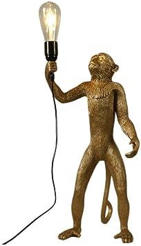 Práctico Y Simple Lámparas de Pie Lámparas Verticales Luces de Ventilador Luz Personalidad Creativa Estilo Industrial Restaurante Balcón Cuerda de Cáñamo Mono Lámpara Estudio Práctico Y Simple Lámpar: Amazon.es: Bricolaje y herramientas