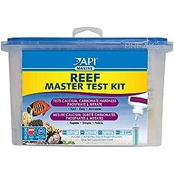 API Reef Master Test Kit Reef Aquarium Water Test Kit 1Count