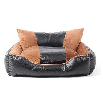Wuwenw Cama para Perros Cama para Perros Casa Camas Grandes para Perros Grandes Perros Cama Sofá, S: Amazon.es: Productos para mascotas