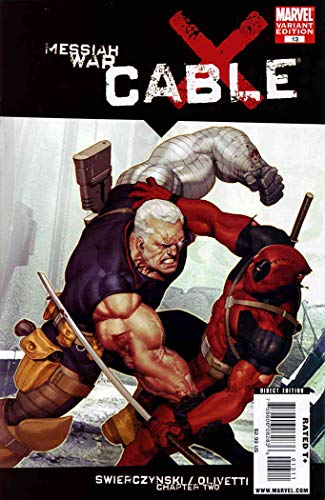 Cable (2nd Series) #13A VF/NM ; Marvel comic - Cables Elixir