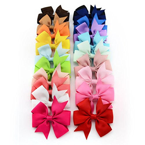 6PCS New Fashion Baby Girls Hair Band Headband Knotted Adjustable - 3