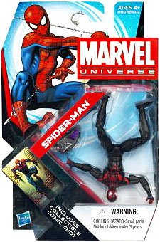 [Marvel Universe Miles Morales Ultimate Spider-man Variant] (Peter Parker Costume Ultimate Spider Man)