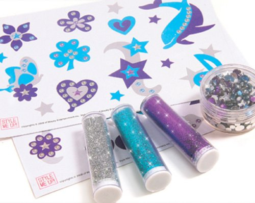 Style Me Up Glitter Powder Tattoos by Style Me Up (Image #2)