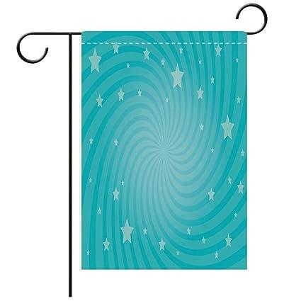 Amazon.com : BEISISS Double Print Garden Flag Outdoor Flag ... on
