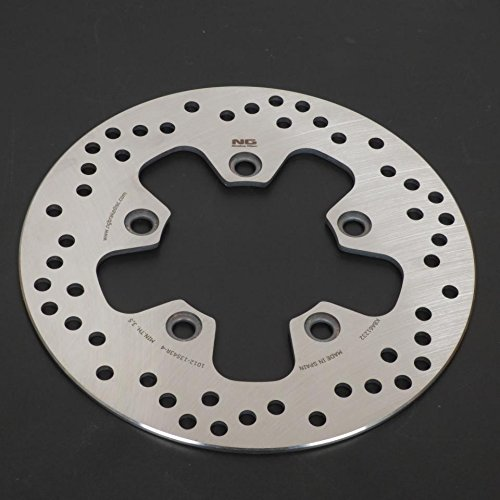 Brake Disc NG Brake Disc Rear Quad Kymco MXU 250 2005 to 2007 New: