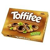 Toffifee - Haselnusspralinen mit Karamell und Nougatcreme - 400g, 1 Packung (48 Stück)