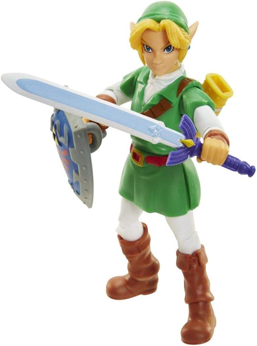 """10/"""" The Legend of Zelda Master Sword Breath of the Wild Figure New Loose"""