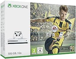 Xbox One - Consola S 500 GB + FIFA 17 (Mortar)