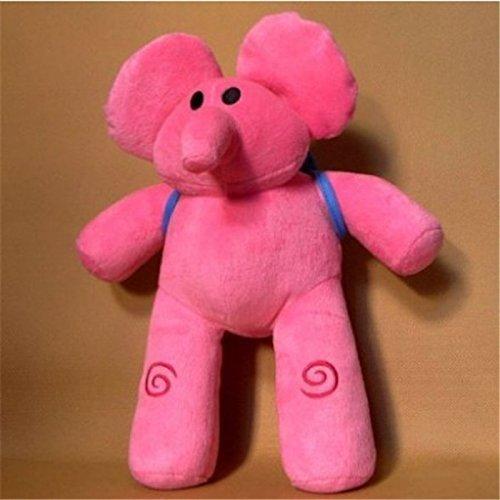 L-zone Cute Cartoon Pocoyo Figures Plush Toy - Elly 30cm/11.8inch by L-zone: Amazon.es: Juguetes y juegos