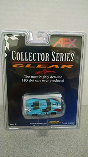 Afx Computer - AFX 21031 Ford GT40 #1 Miles by AFX