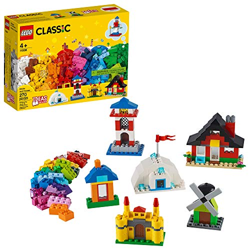 LEGO Classic Bricks and Houses 11008 Kids