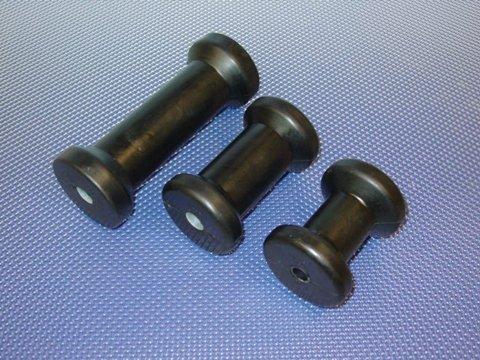 Spule Roller 1/5,1 cm Bohrung (10,2 x 7,6 cm), Hersteller: Yates Gummi, Hersteller Teilenummer: 4163–4p-ad, Lager Foto – Die tatsächliche Teile kann vary. von Yates Gummi