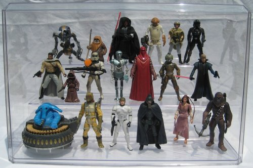 APEX Action Figure Display Case by SMALLJOES.COM