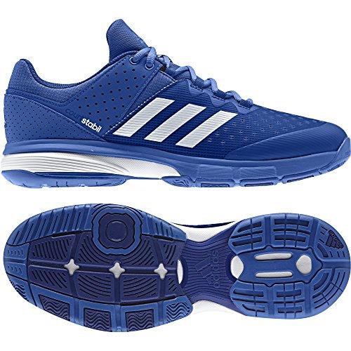 adidas Blau Unisex Stabil Blau Tinmis Erwachsene Ftwbla Court Handballschuhe rrxqvaP