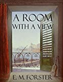 Front cover for the book A Room with a View by E. M. Forster