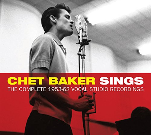 CD : Chet Baker - Complete 1953-62 Vocal Studio Recordings (Spain - Import, 3 Disc)
