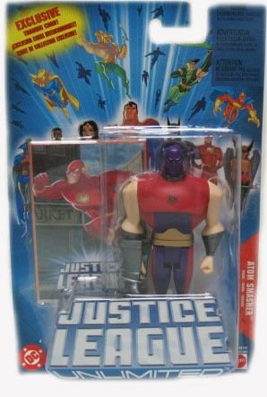Justice League Unlimited Action Smasher product image