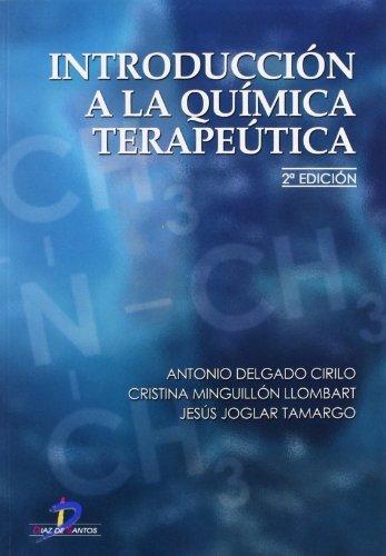 Descargar Libro Introducción A La Química Terapéutica Cristina Minguillón Llombart