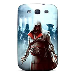 RfvfQIP4822WCtpz Tpu Phone Case With Fashionable Look For Galaxy S3 - Assassinâs Creed