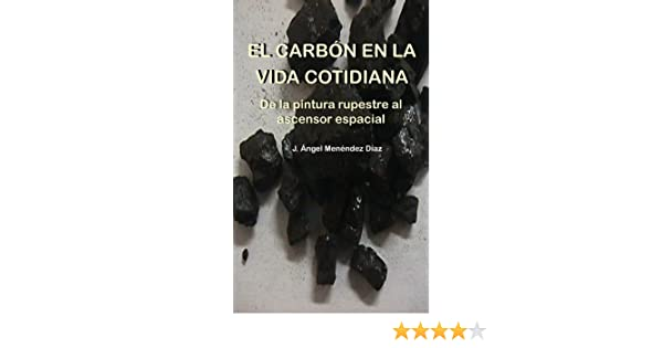 Amazon.com: El carbón en la vida cotidiana. De la pintura rupestre al ascensor espacial (Spanish Edition) eBook: J. Ángel Menéndez Díaz: Kindle Store