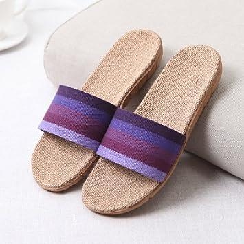 Beach Flat Shoes Women House Slippers