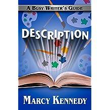 Description (Busy Writer's Guides Book 10)