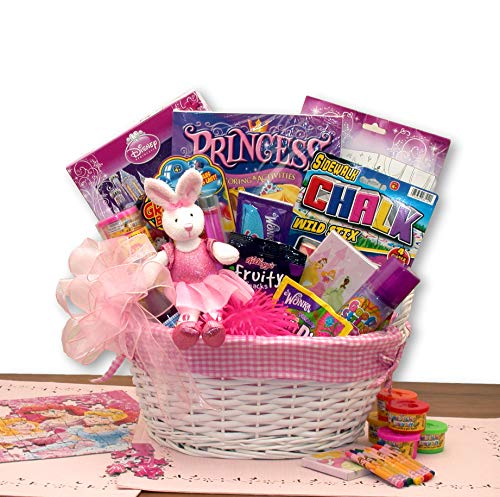 Girls Gift Basket Disney Activity and Snacks for Her