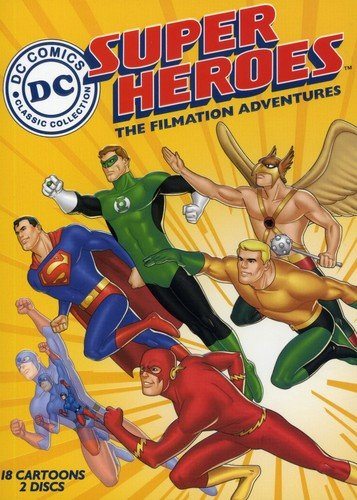 DC Super Heroes: The Filmation Adventures ()