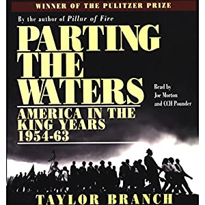 Parting the Waters Audiobook